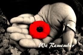 Remembrance Day - November 11